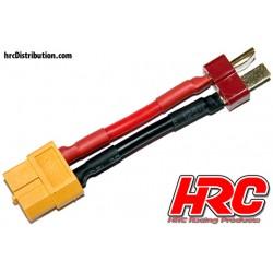 HRC9131A Adaptateur - Prise XT60 Prise accu Ultra T