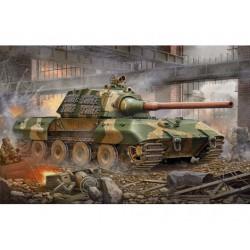 TRU00384 TRUMPETER German E-100 Tank 1/35