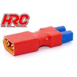 HRC9134C Adaptateur - Version Compacte - Prise EC3 Prise accu XT60