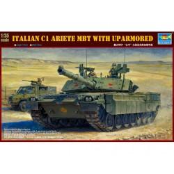 TRU00394 TRUMPETER Ital.C1 Ariete MBT 1/35