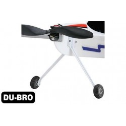 DUB943 Aircrafts Parts & Accessories - Micro Profile Landing Gear (1 pcs per package)