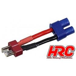 HRC9135A Adaptateur - Prise EC3 Prise accu Ultra T