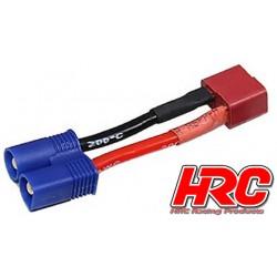 HRC9135B Adaptateur - Prise Ultra T Prise accu EC3