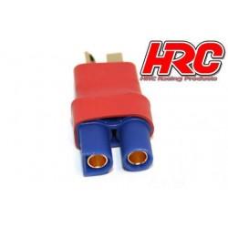 HRC9135C Adaptateur - Version Compacte - Prise EC3 Prise accu Ultra T