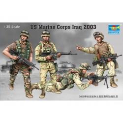 TRU00407 TRUMPETER US Marine Corps Iraq 1/35