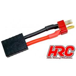 HRC9137A Adaptateur - Prise TRX Prise accu Ultra T