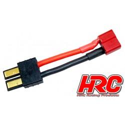 HRC9137B Adaptateur - Prise Ultra T Prise accu TRX