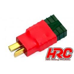 HRC9137C Adaptateur - Version Compacte - Prise TRX Prise accu Ultra T