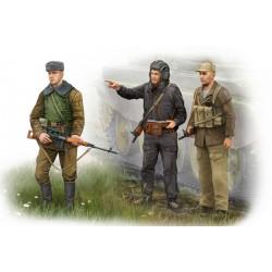 TRU00433 TRUMPETER Soviet Soldier Afghan War 1/35