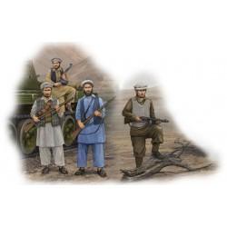 TRU00436 TRUMPETER Afghan Rebels 1/35