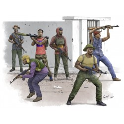 TRU00438 TRUMPETER African Freedom Fighters 1/35