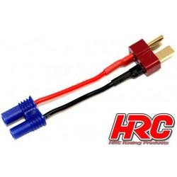 HRC9144A Adaptateur - Prise EC2 Prise accu Ultra T