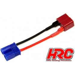 HRC9144B Adaptateur - Prise Ultra T Prise accu EC2