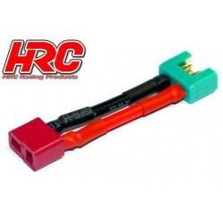 HRC9146A Adaptateur - Prise Ultra T Prise accu MPX
