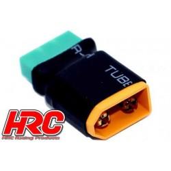 HRC9148C Adaptateur - Version Compacte - Prise MPX Prise accu XT60