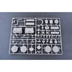 GF-1070-004 G-Force RC - Connecteur w / Lead - Deans - Plaqué Or - Fiche Mâle - 12AWG Fil Silicone - 10cm - 1 pièce