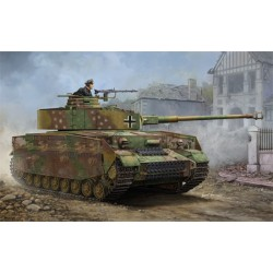 TRU00921 TRUMPETER German Pskpfw IV Ausf. J Medium1/16