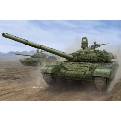 TRU00925 TRUMPETER Rus.T-72 B/B1 MBT (reactive ar)1/16