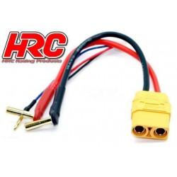 HRC9151X Câble Charge & Drive - Prise Gold 4mm prise XT90 & Balancer