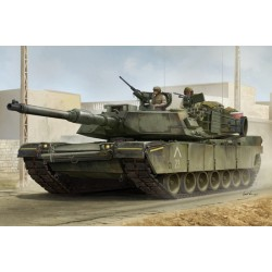 TRU00926 TRUMPETER US M1A1 AIM MBT 1/16