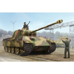 TRU00928 TRUMPETER German Panther G 1/16