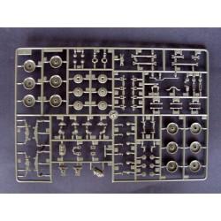 RW-2318-10-BF Rocabox - Valise universele - étanche IP67 - Noir - RW-2318-10-BF - Mousse prédécoupé en cubes