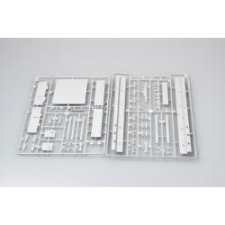 RW-2318-15-BF Rocabox - Valise universele - étanche IP67 - Noir - RW-2318-15-BF - Mousse prédécoupé en cubes