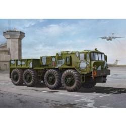 TRU01005 TRUMPETER MAZ/KZKT-537L Truck 1/35
