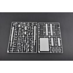RW-3022-13-BF Rocabox - Valise universele - étanche IP67 - Noir - RW-3022-13-BF - Mousse prédécoupé en cubes