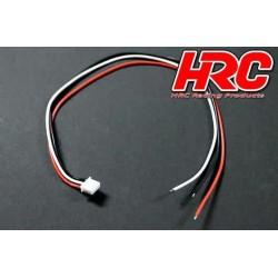 HRC9161XN Câble Balancer - JST XH 2S – 300mm