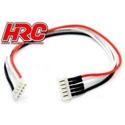 HRC9163EE3 Prolongateur de câble Balancer - 4S JST EH(M)-EH(F) – 300mm