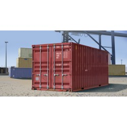 TRU01029 TRUMPETER 20 Feet Container 1/35