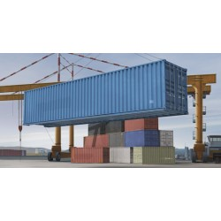 TRU01030 TRUMPETER 40 Feet Container 1/35