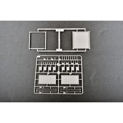 RW-5229-20-BFTR Rocabox - Valise trolley universele - étanche IP67 - Noir - RW-5229-20-BFTR - Mousse prédécoupé en cubes