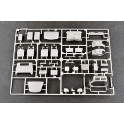 RW-5440-19-BFTR Rocabox - Valise trolley universele - étanche IP67 - Noir - RW-5440-19-BFTR - Mousse prédécoupé en cubes
