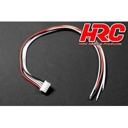 HRC9163XN Câble Balancer - JST XH 4S – 300mm