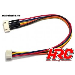 HRC9163XX3 Prolongateur de câble Balancer - 4S JST XH(M)-XH(F) – 300mm