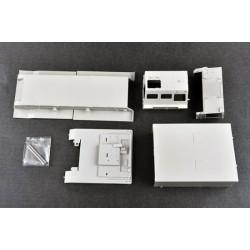 RP-3224-15-GE Rocabox - Valise universele - RP-3224-15-GE - Argent - Mousse alvéolaire