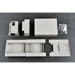 RP-4632-17-G Rocabox - Valise universele - RP-4632-17-G - Argent