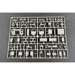 G-Force RC - Ecrou hexagonal, M2,5, Inox (10pcs)