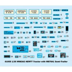 G-Force RC - Vis à tête bombée auto-taraudeuse, 3,5X19, Inox (10pcs)