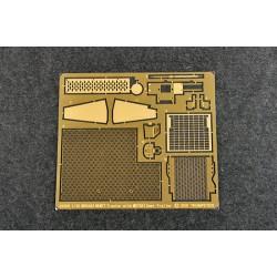 G-Force RC - Vis à tôle à tête conique, 3,5X9,5, Inox (10pcs)