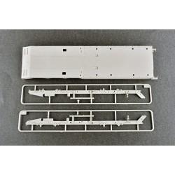 G-Force RC - Vis à tôle à tête conique, 3,5X16, Inox (10pcs)