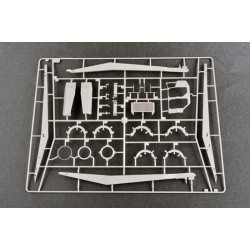 G-Force RC - Ecrou hexagonal, M3, Nylon (10pcs)