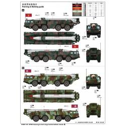 G-Force RC - Vis à tête cylindrique, M4X20, Nylon (5pcs)