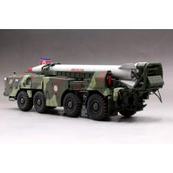 G-Force RC - Vis à tête cylindrique, M5X30, Nylon (5pcs)
