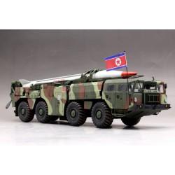 G-Force RC - Vis à tête cylindrique, M6X30, Nylon (5pcs)
