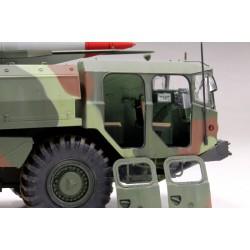 G-Force RC - Vis à tête conique, M3X16, Nylon (5pcs)