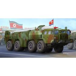 G-Force RC - Vis à tête conique, M3X20, Nylon (5pcs)