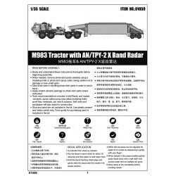 G-Force RC - Vis à tête conique, M5X20, Nylon (5pcs)